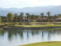 PGA WEST Nicklaus Tournament Course La Quinta California Hole 8 Par 3