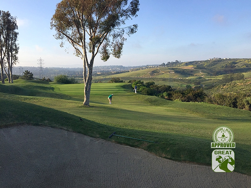 Crossings at Carlsbad Carlsbad California GK Review Guru Visit - Hole 18