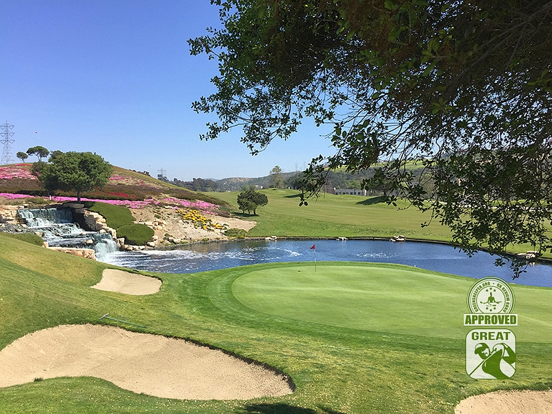 Crossings at Carlsbad Carlsbad California GK Review Guru Visit - Hole 7