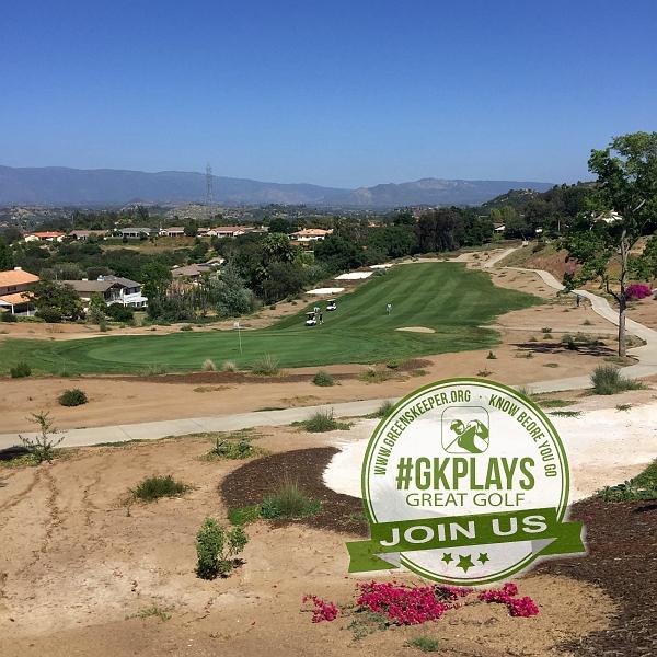 Boulder Oaks Golf Club Escondido California Hole 14