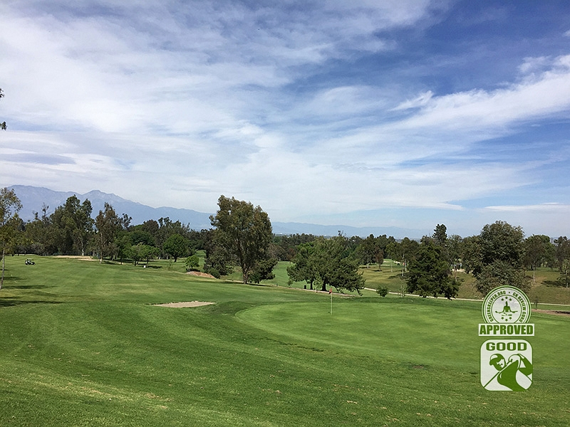 Los Serranos Country Club Chino Hills California Hole 11