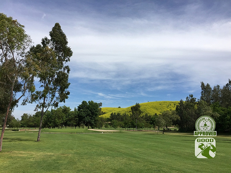 Los Serranos Country Club Chino Hills California Hole 15