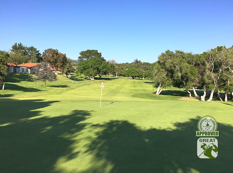 MIssion Club Lompoc California Hole 12