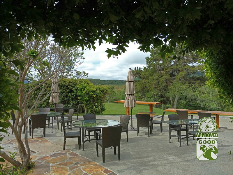 Twin Oaks Golf Course San Marcos California Outdoor Patio