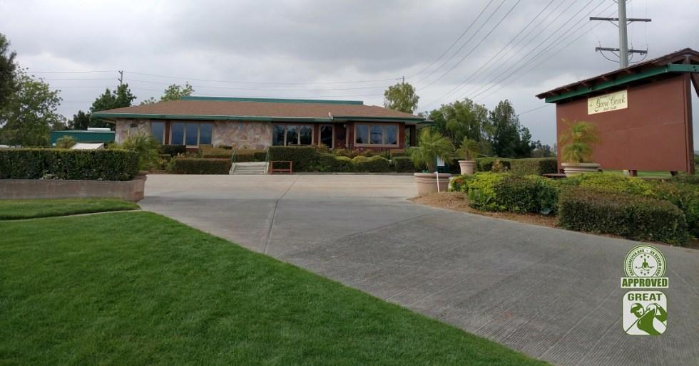 Goose Creek Golf Club Mira Loma California GK Review Guru Visit - Clubhouse