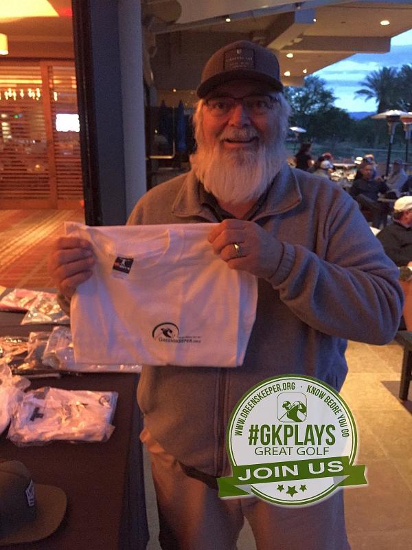 PGA West Nicklaus Tournament La Quinta California Fastfish433 Show off his GK Swag
