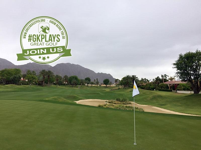 PGA WEST Nicklaus Tournament La Quinta California Hole 10