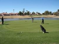 Sun City West Echo Mesa Golf Course Arizona. Hole 11