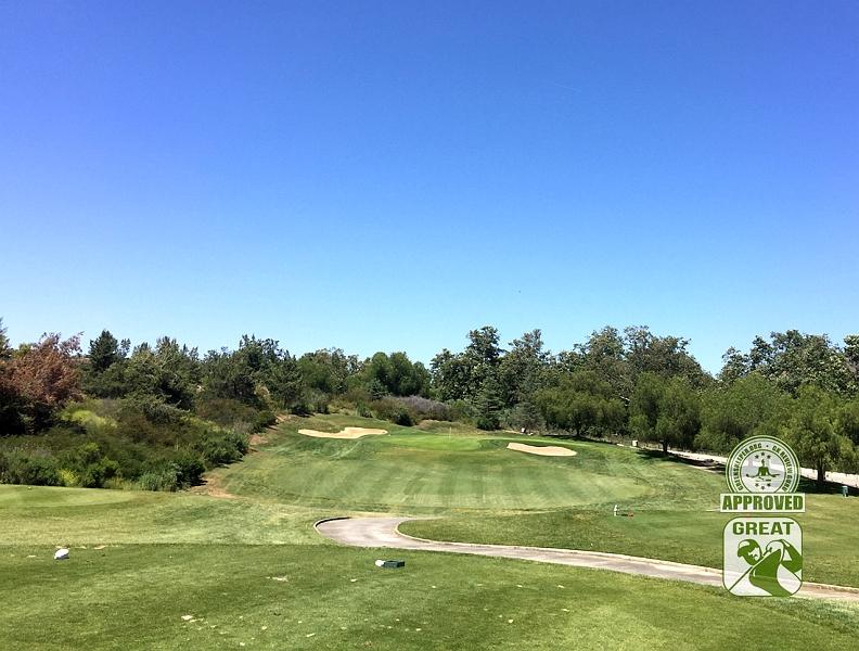 Golf Club of California Fallbrook California Hole 16