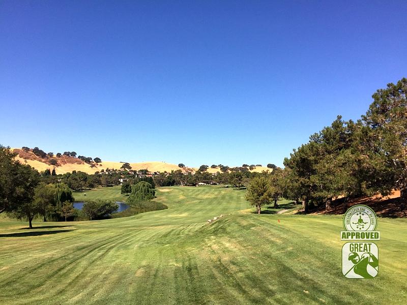 Rancho Solano Golf Course Fairfield California Hole 14