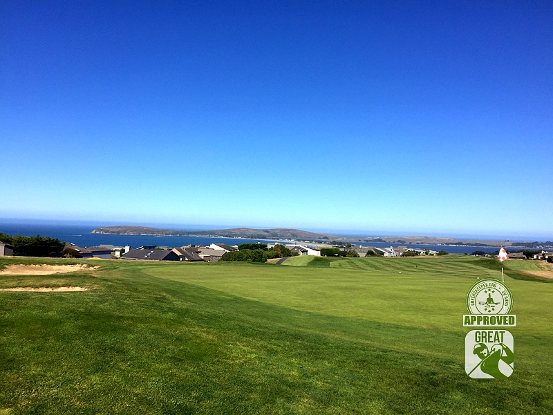 The Links at Bodega Harbour Bodega Bay, CA Hole 11
