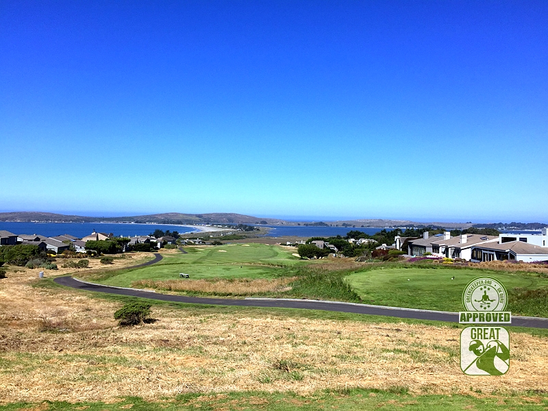 The Links at Bodega Harbour Bodega Bay, CA Hole 15