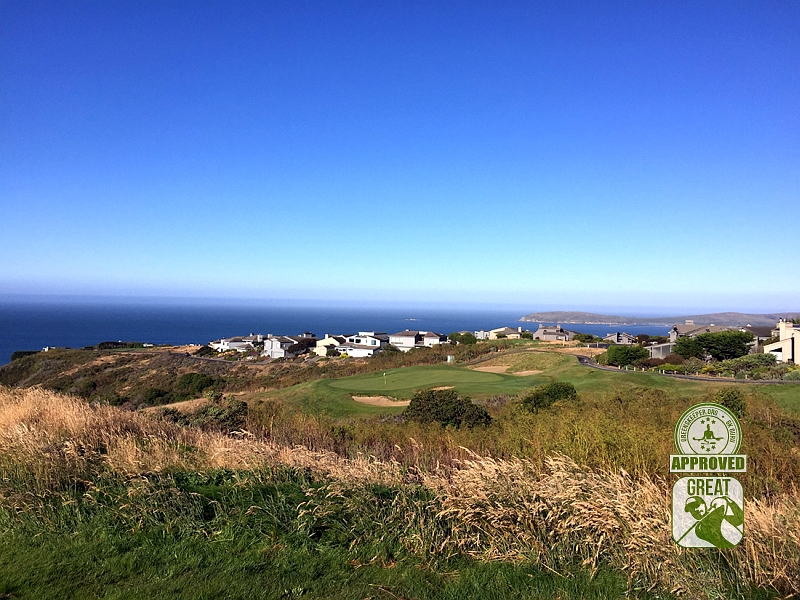 The Links at Bodega Harbour Bodega Bay, CA Hole 6