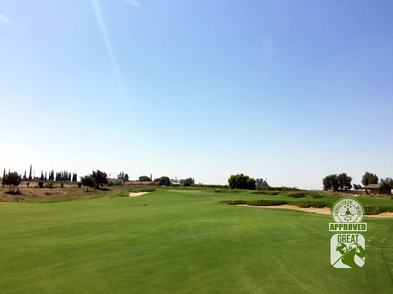 Ridge Creek Dinuba Golf Club Dinuba California - Hole 4