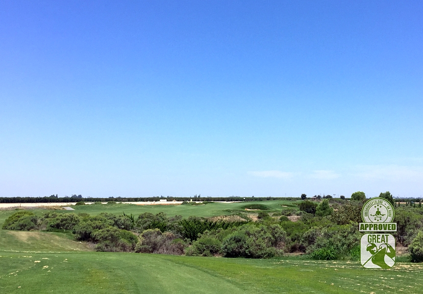 Ridge Creek Dinuba Golf Club Dinuba California - Hole 7