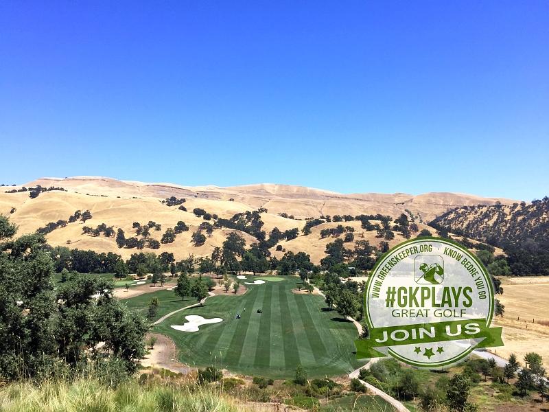 Yocha Dehe Golf Club Brooks CA Hole 1
