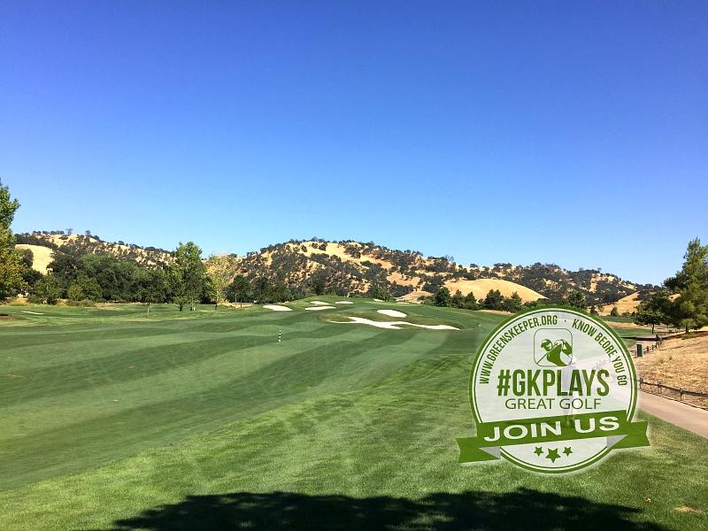 Yocha Dehe Golf Club Brooks CA Hole 6