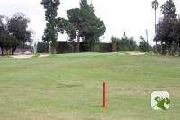 Los Amigos Golf Course Downey CA Hole 10 Approach