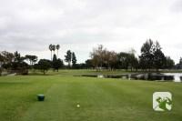 Los Amigos Golf Course Downey CA Hole 17