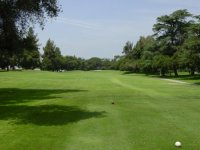 Santa Anita Golf Course Arcadia California Hole 2