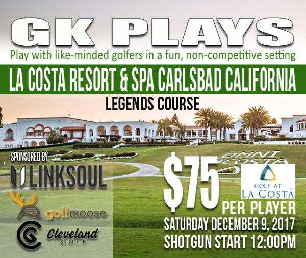 Omni Hotel La Costa Resort & Spa Carlsbad California GK Plays