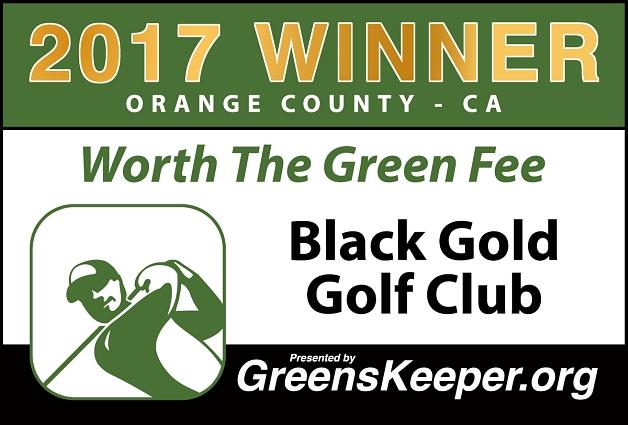 WTGF Black Gold 2017 - Orange County