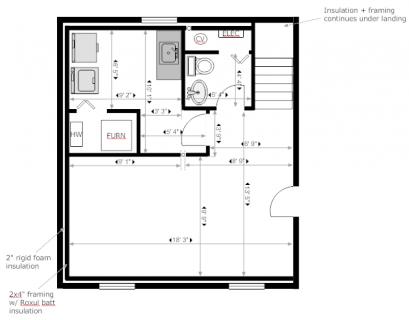 Basement Layout Ideas · Greg MacLellan