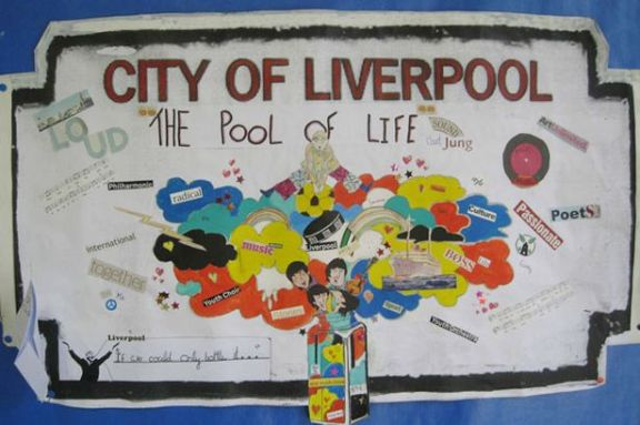Liverpool 'The Pool Of Life'