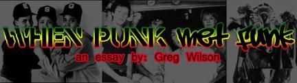 When Punk Met Funk