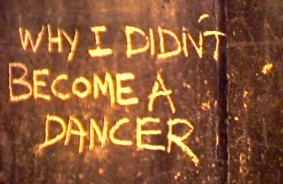 Tracey Emin - Why I Never Became A Dancer