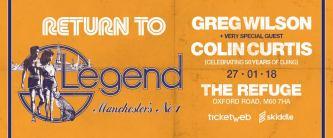 Return To Legend flyer