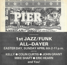 Blues & Soul 299 Wigan Pier All-Dayer April '80