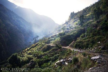Circuitul Annapurna cu bicicleta – Episodul 2: Syanje – Bagarchhap