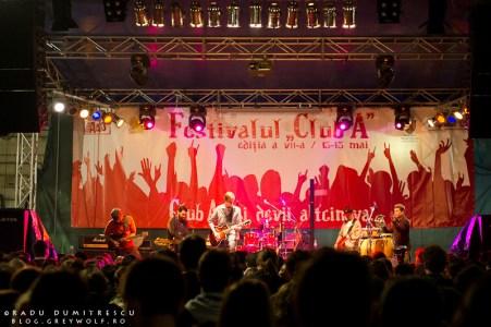 Concert Urma – Aniversare Club A