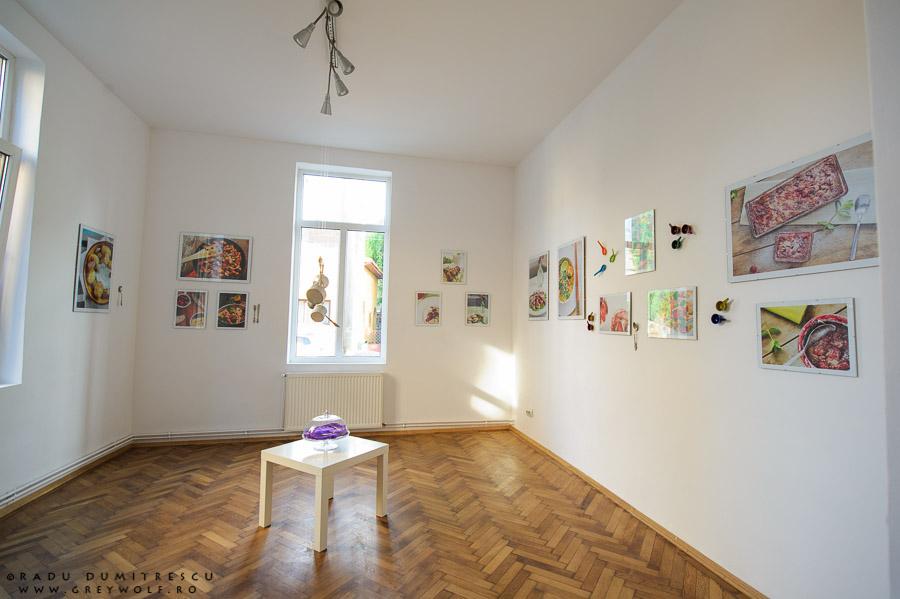 Expoziție cu ocazia lansării Gastronomist.ro - fotografii Radu Dumitrescu