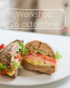 Workshop fotografie food – 26 octombrie