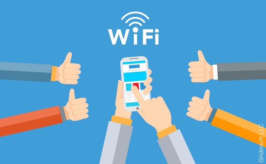 Free Wi-fi danger