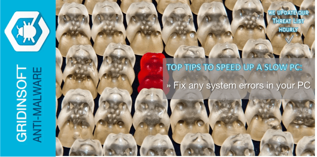 Fix any system errors in your PC