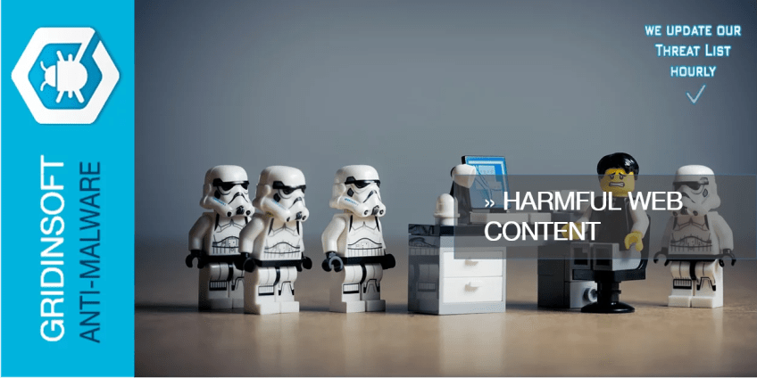 Harmful Web Content