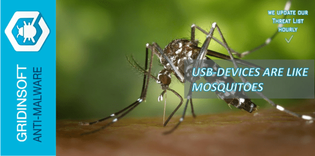 USB-Devices Are Like Mosquitoes