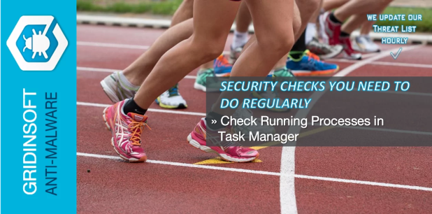 Check Running Processes in Task Manager