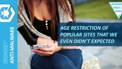 Photo of Age restriction of popular sites and platforms that we even didn't expected