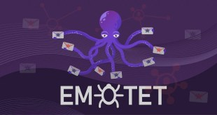 Emotet topped the threat rating