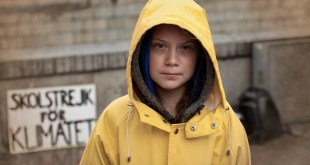 Greta Thunberg in phishing campaigns