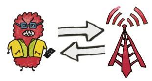 IMP4GT Vulnerability Threats Smartphones