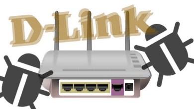 five vulnerabilities in D-Link routers