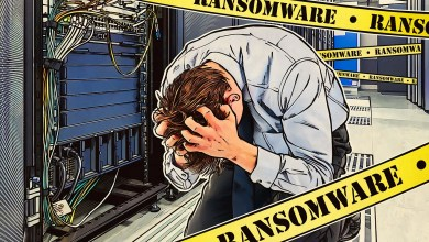 Ransomwares doesn't always delete data