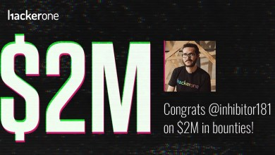 The researcher earned 2000000 on HackerOne