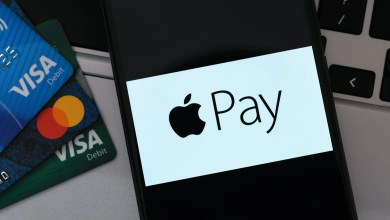 payments with Apple Pay and Visa