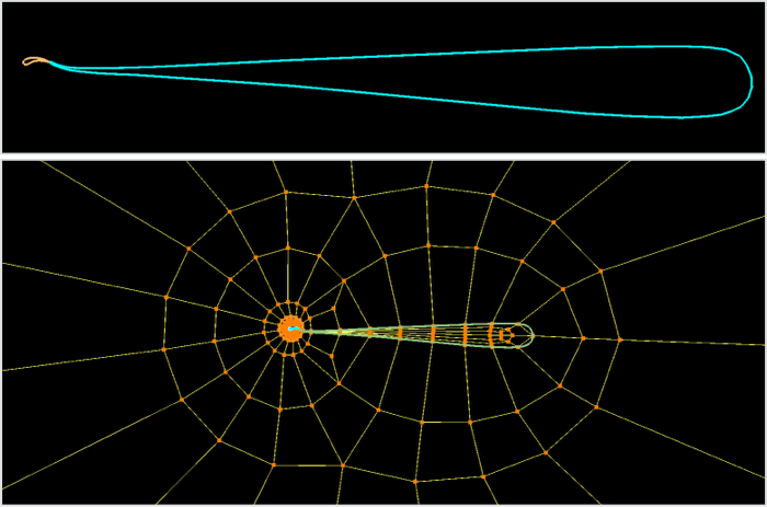 The Art and Science of Meshing Airfoils - GridPro Blog